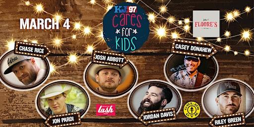 KJ97 Cares for Kids Concert