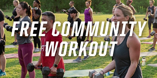 Camp Gladiator Victoria KickOff Community Workout and Career Expo