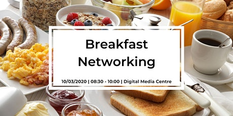 DMC Breakfast Networking March tickets