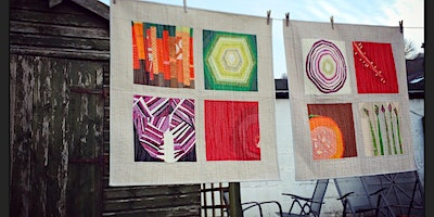 Cabbage Quilting with Nicholas Ball