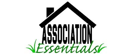 Association Essentials: March 14, 2020