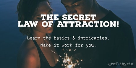 Law of Attraction Basics & Intricacies - Manifest your dream life! tickets