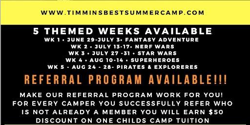 Timmins Best March Break Camp: March 16-20, 2020 - Timmins Gracie Jiu-Jitsu
