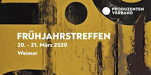 Produzentenverband Frühjahrstreffen 2020