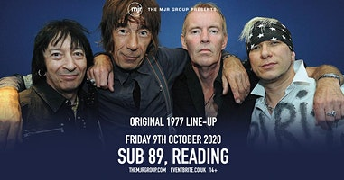 Sham 69- The Original Line Up (Sub89, Reading)