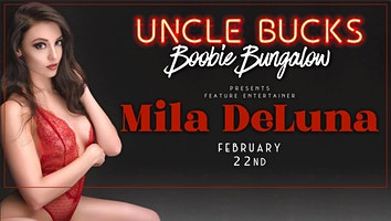 Mila Deluna at Buck's