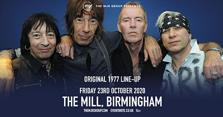 Sham 69 - The Original Line Up (The Mill, Birmingham) tickets