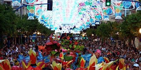 """Carnaval en Expanish: """"Dijous"""" Gras entradas"""