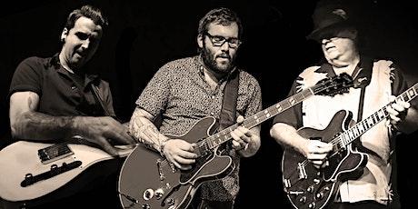 3 Guitars Featuring Steve Laudicina, Patrick Farinas & Famous Frank Ward tickets
