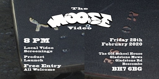 The Moose Video Premiere