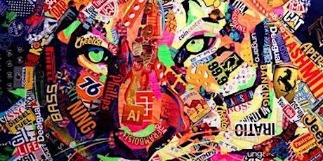 Collage Art Workshop with Susan Hutchison tickets