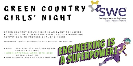 Green Country Girls Night tickets