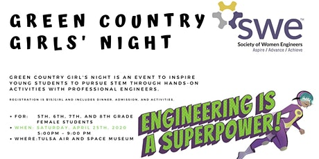 Green Country Girls Night -Canceled tickets