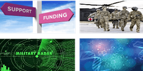 G2G's Webinar: Defense Funding for Biosciences tickets