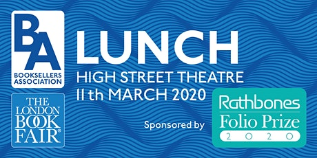Networking Lunch at LBF - Sponsored by Rathbones Folio tickets