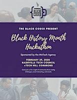 Black History Month Hack Night