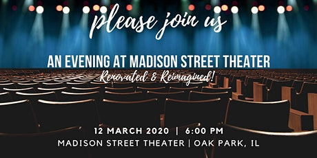 An Evening at Madison Street Theater tickets