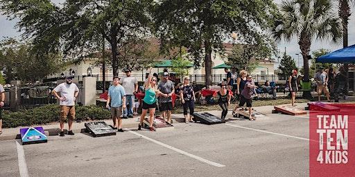 4th Annual TT4K Cornhole Tournament