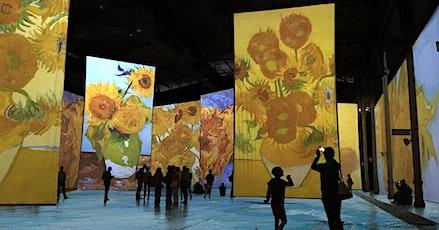 Imagine Van Gogh - Sortie avec l'Ambassadeur étudiant billets