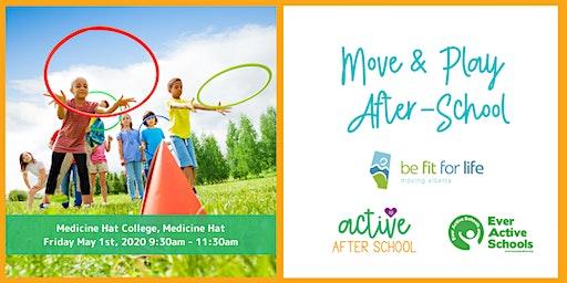 Move & Play After-School Workshop - Medicine Hat