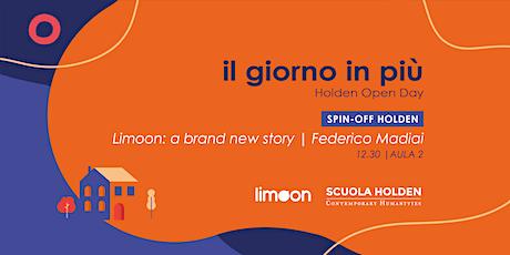 [Rinviato] Holden Open Day | Limoon: a brand new story biglietti