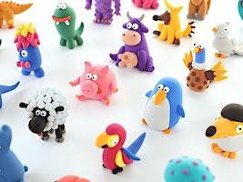 Making Clay Animals Workshop with Sarah Draper