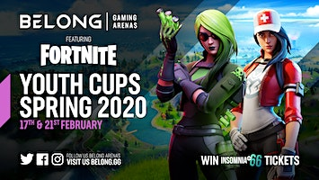 Belong Fortnite Arena Youth Cup