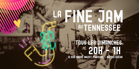La Fine Jam Session au Tennessee billets