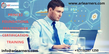 PRINCE 2 Certification Training in Spokane, WA,USA tickets