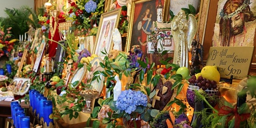 St. Joseph Altar & Cuccidatis Demonstration