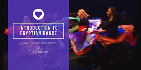 Introduction To Egyptian Dance tickets