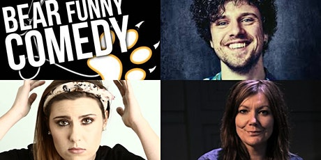 Bear Funny Comedy with Alfie Brown, Fiona Allen and Sarah Callaghan tickets
