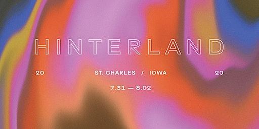 Hinterland Music Festival 2020