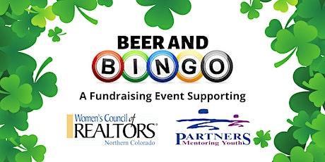 Beer & Bingo Fundraising Event tickets