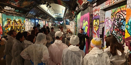 #LeakeStreetLIVE Graffiti Workshops tickets
