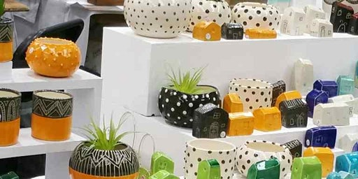 Ceramics Workshop with Ceri White