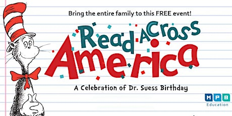 Read Across America 2020 tickets