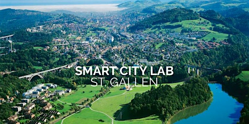 Community-Meetup mit Dr. Christoph Peter, Smart City Lab St. Gallen
