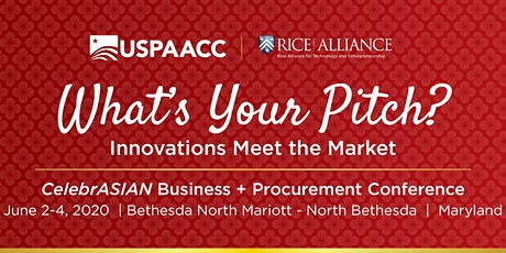"""What's Your Pitch: Innovations Meet the Market"" Regional Prelim - DMV Area tickets"