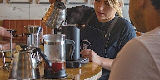 Dromedary Coffee Workshop (French Press)