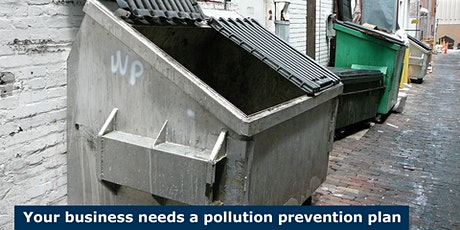 Pollution Prevention: It's Just Good Business tickets