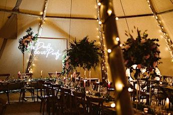 Garden Weddings Tipi Showcase - Bowcliffe Hall tickets
