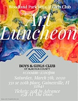 Woodland Park Boys & Girls Club Art Luncheon