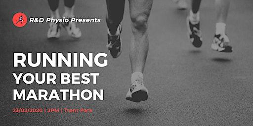 Running your Best Marathon