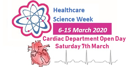 Cardiac Department Open Day!  tickets