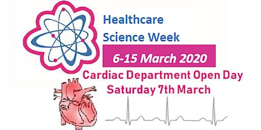 Cardiac Department Open Day!
