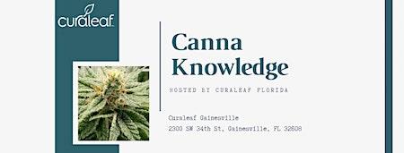 Canna Knowledge at Curaleaf