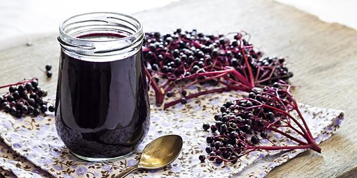 Superfood Spotlight: Elderberry Syrup