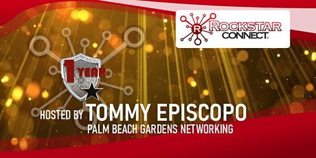 Free Palm Beach Gardens Rockstar Connect Networking Event (March, Florida) tickets