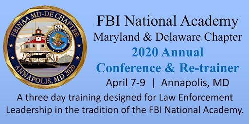 FBINAA Maryland-Delaware 2020 Annual Conference & Retrainer